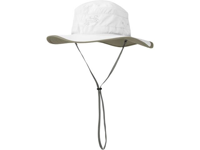 Outdoor Research Solar Roller Accesorios para la cabeza Mujer, white/khaki
